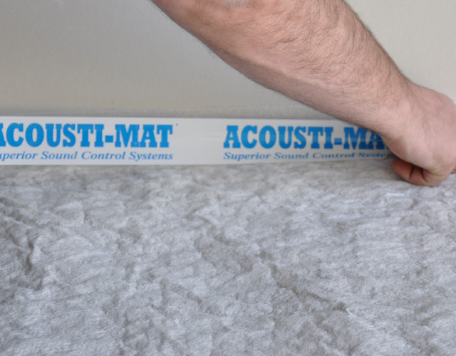 Acousti-Mat Sound Control System